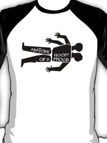 Anatomy of a Hoopy Frood T-Shirt