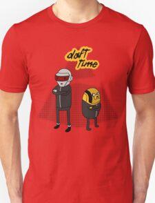 Daft Time V2 Unisex T-Shirt