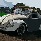 surfers bug by ARTistCyberello