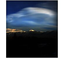 Cloud Illusions Photographic Print