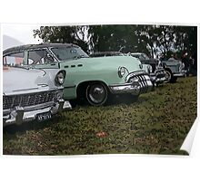 old cars-family Poster