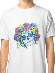 Dama De La Muerte Classic T-Shirt