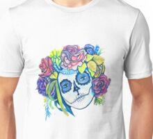 Dama De La Muerte Unisex T-Shirt