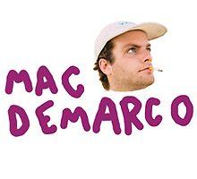 Mac Demarco by grandshabby