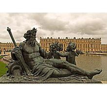 Sculptures In The Garden - 2 ©  Photographic Print