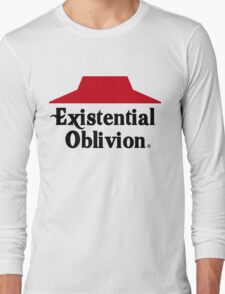 Existential Oblivion Long Sleeve T-Shirt