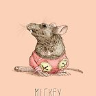 Real Life Mickey Mouse by Filippo Vanzo