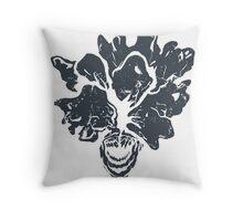 The Last of Us - Clicker (dark) Throw Pillow