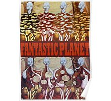 The Fantastic Planet Poster