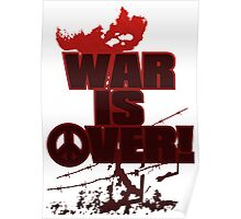 WAR_IS_OVER! Poster