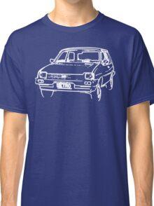 Austin Metro - Wire Frame Classic T-Shirt