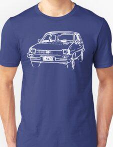 Austin Metro - Wire Frame T-Shirt