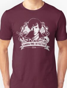 Consulting Detective Unisex T-Shirt