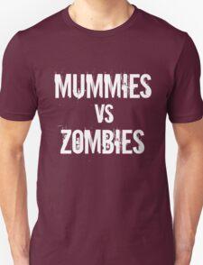 Mummies VS Zombies T-Shirt