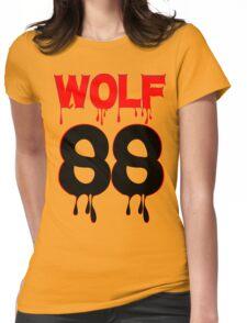 ♥♫WOLF 88-Splendiferous K-Pop EXO Clothes & Stickers♪♥ Womens Fitted T-Shirt