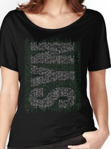 syn-ack Women's Relaxed Fit T-Shirt