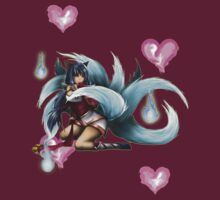Cute Ahri by LucePrice