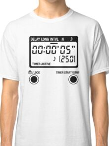 Timer Active Classic T-Shirt