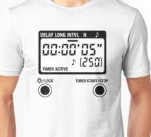 Timer Active Unisex T-Shirt