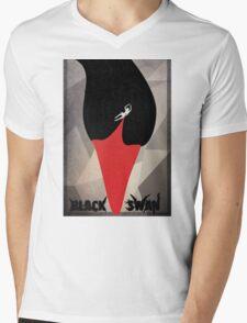 Black Swan  Mens V-Neck T-Shirt