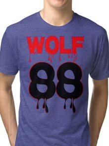 ♥♫WOLF 88-Splendiferous K-Pop EXO Clothes & Stickers♪♥ Tri-blend T-Shirt