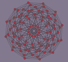 24 Cell Graph H01 F4 by cadellin