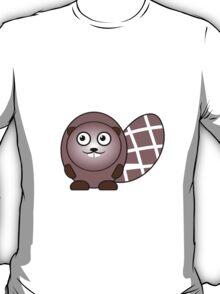 Little Cute Beaver T-Shirt