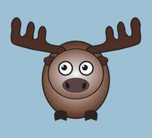 Little Cute Moose Kids Clothes
