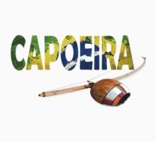 Capoeira Axé One Piece - Short Sleeve