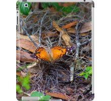 Butterfly in the Woods iPad Case/Skin