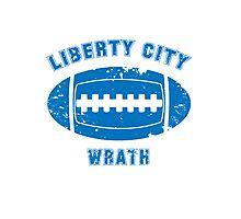 Liberty City Wrath Photographic Print