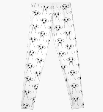 A Goofy But Cute Critter Leggings
