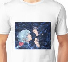 Howl and Sophie. Unisex T-Shirt