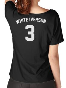 White Iverson - White Women's Relaxed Fit T-Shirt
