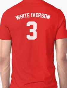 White Iverson - White T-Shirt