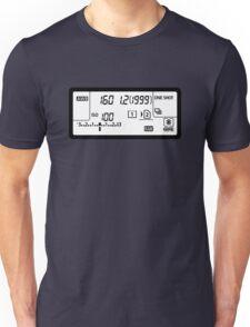 I shoot wide open Unisex T-Shirt