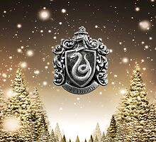 Slytherin Winter Creat by Serdd