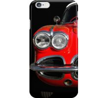Cool (red) iPhone Case/Skin