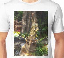Model Statue of Liberty, Model Buildings, Model Trains, New York Botanical Garden Holiday Train Show, Bronx, New York, 2015 Unisex T-Shirt
