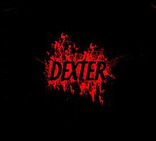 Dexter Blood Logo by Krull