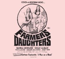 Farmer's Daughters by James Bickert