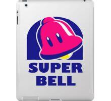 Super Bell iPad Case/Skin