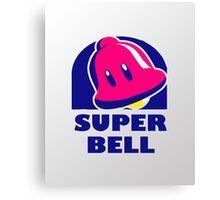 Super Bell Canvas Print