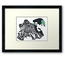 Henry Rollins Framed Print