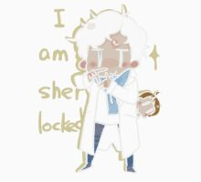 I Am Sherlocked Kids Tee