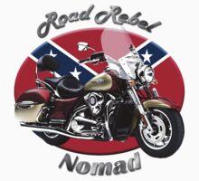 Kawasaki Nomad Road Rebel Kids Tee