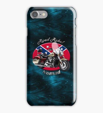 Kawasaki Nomad Road Rebel iPhone Case/Skin