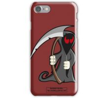 Palindrome from HELL! iPhone Case/Skin