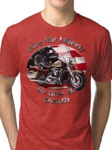 Kawasaki Nomad Give Me Liberty Tri-blend T-Shirt