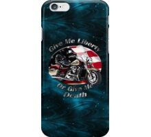 Kawasaki Nomad Give Me Liberty iPhone Case/Skin